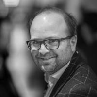 Dr. Pascal Volz, Geschäftsführer fischerAppelt