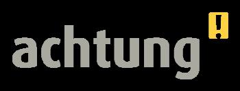 achtung! GmbH - Logo