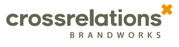 crossrelations brandworks GmbH - Logo