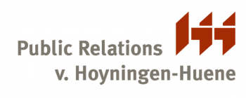 Public Relations von Hoyningen-Huene und Partner GbR - Logo